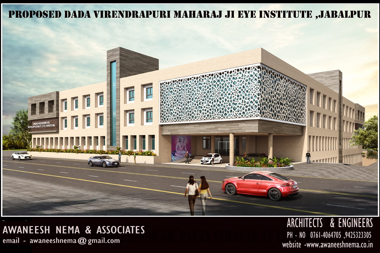 Dada Virendrapuri Maharaj Ji Eye Institute