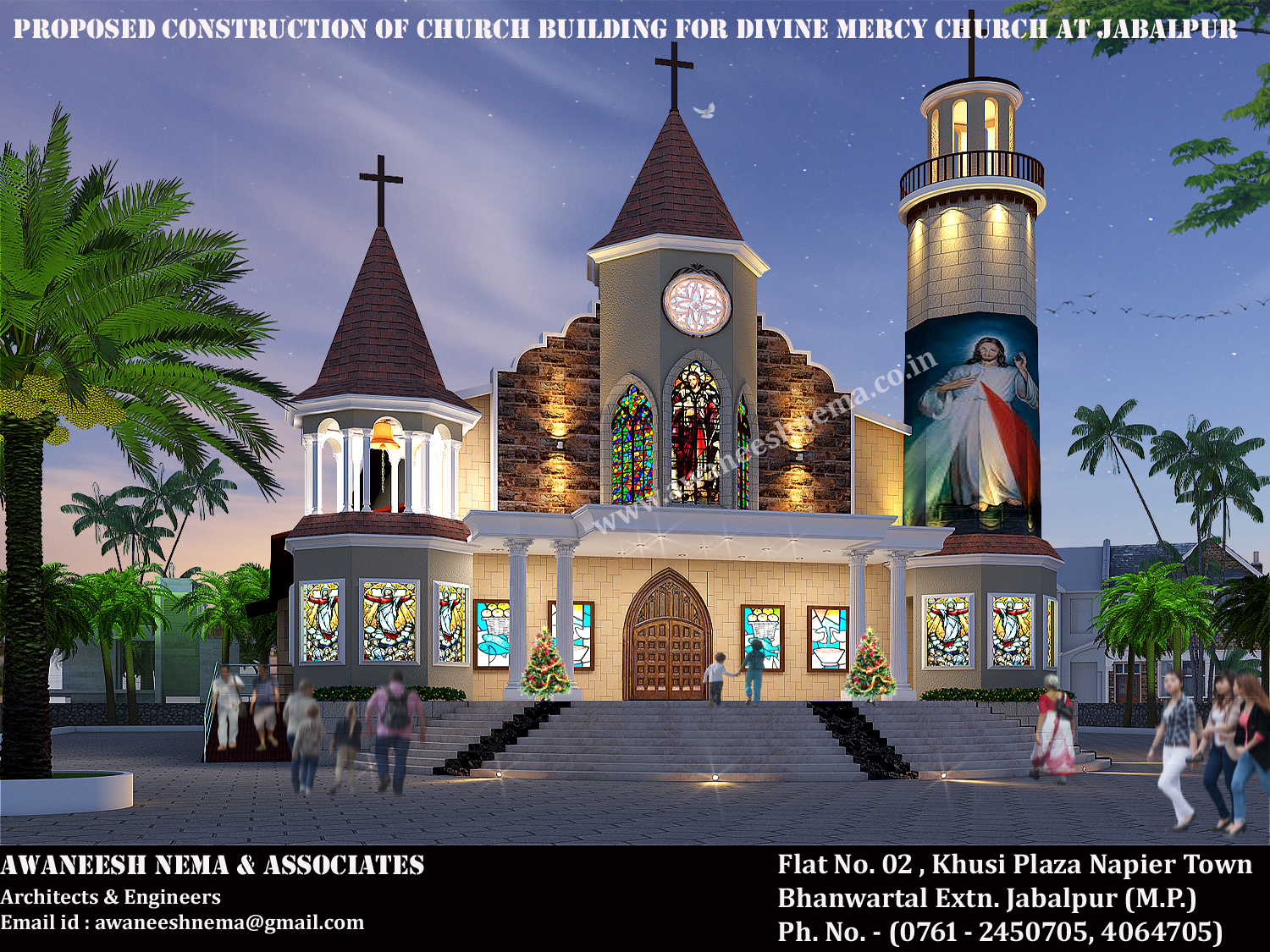 Divine Mercy Church