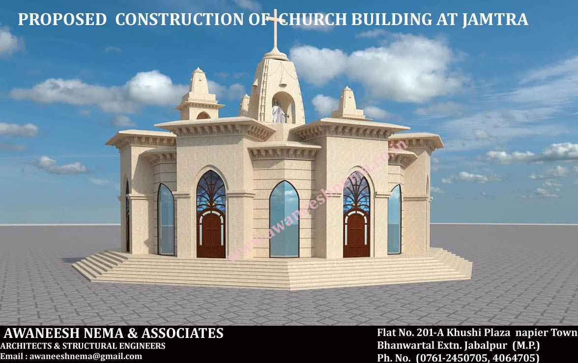 Church Building Jamtra